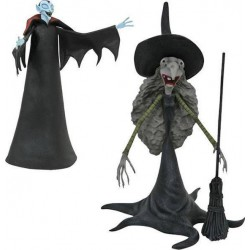 Diamond Select Small Vampire & Helgamine The Nightmare Before Christmas