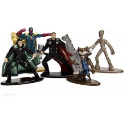 Marvel Avengers Nano Metalfigs 5-Pack 7x20cm