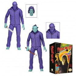 NECA Friday the 13th Action Figure Jason Theme Music Edition (Classic Video Game Appearance)