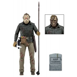 NECA Friday the 13th Part 6 Action Figure Jason 18 cm