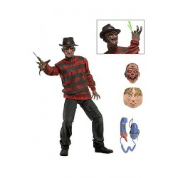 NECA Nightmare on Elm Street Action Figure 30th Anniversary Ultimate Freddy Krueger 18 cm