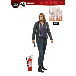 Fear The Walking Dead Color Tops Action Figure Madison Clark