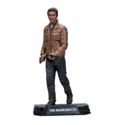 Fear The Walking Dead Color Tops Action Figure Travis Manawa