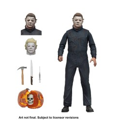 NECA Halloween 2 Ultimate Action Figure Michael Myers 18 cm