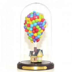 Disney Carl's House Figurine, Up