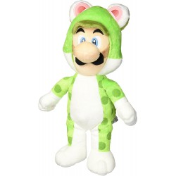 Nintendo Cat Luigi Plush 36cm