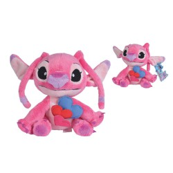 Disney Angel Heart Knuffel, Lilo & Stitch