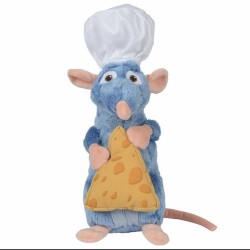 Disney Remy with Cheese Plush, Ratatouille