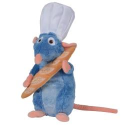 Disney Remy met Broos Knuffel, Ratatouille