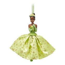Disney The Princess & The Frog Tiana Ornament