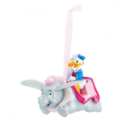 Disney Dumbo, Daisy and Donald Duck Hanging Ornament