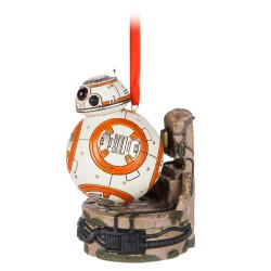 BB-8 Light-Up Sketchbook Ornament – Star Wars