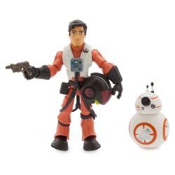 Disney Star Wars ToyBox Poe Dameron Action Figure