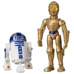 Disney Star Wars Toybox C-3PO & R2-D2 Action Figure