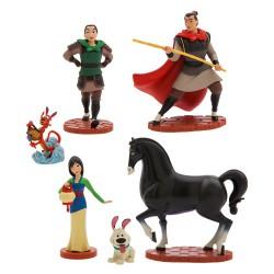 Disney Mulan Figurine Playset