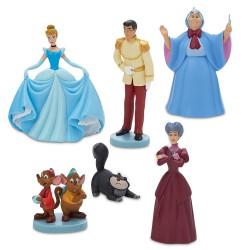 Disney Cinderella 70th Anniversary Figurine Playset