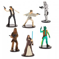 Disney Star Wars Figurine Playset