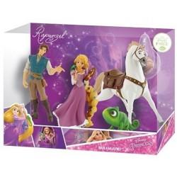 Disney Rapunzel 4-Pack Playset