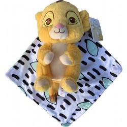 Disney Simba Plush with Comforter
