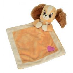 Disney Animal Tales Lady Head Comforter