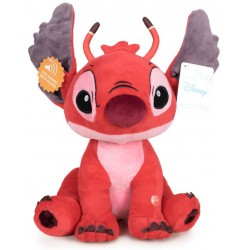 Disney Leroy Plush with Sound 30cm, Lilo & Stitch