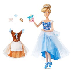 Disney Cinderella Ballet Doll