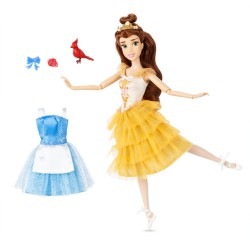 Disney Belle Ballet Doll