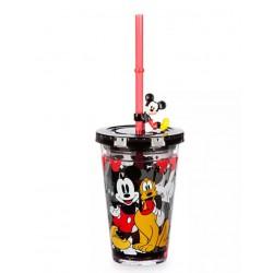 Disney Mickey Mouse Straw Tumbler