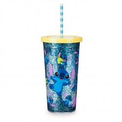 Disney Stitch Straw Tumbler