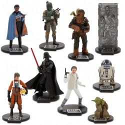 Disney Star Wars: The Empire Strikes Back Deluxe Figurine Playset