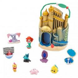 Disney Ariel's Undersea Palace Playset, Disney Animators' Collection Littles