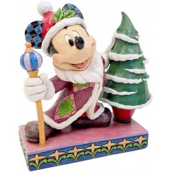 "Disney Traditions - Mickey Mouse ""Father Christmas"""