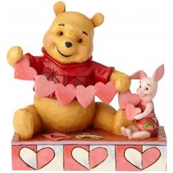 "Disney Traditions - Winnie The Pooh ""Handmade Valentines"""