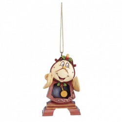 Disney Traditions - Cogsworth Ornament