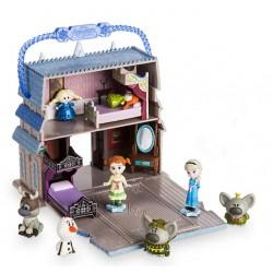 Disney Frozen Micro Playset, Disney Animators' Collection Littles