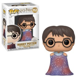 Funko Pop 112 Harry Potter: Harry with Invisibility Cloak
