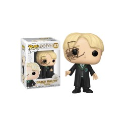 Funko Pop 117 Harry Potter Malfoy w/Whip Spider
