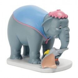 Disney Magical Moments Dumbo & Djumbo Figurine
