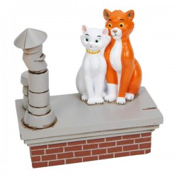 Disney Magical Moments The Aristocats Figurine