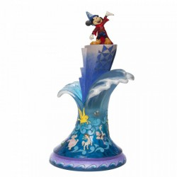 Disney Traditions - Summit of Imagination (Sorcerer Mickey Masterpiece Figurine)