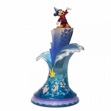 Disney Traditions - Summit of Imagination (Sorcerer Mickey Masterpiece Figurine)