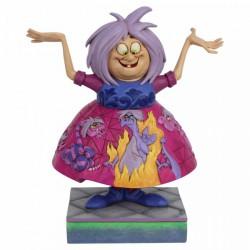 Disney Traditions - Madam Mim with Sword in the Stone scene Figurine