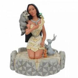 Disney Traditions - Brave Beauty (Pocahontas Figurine)