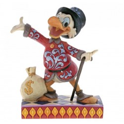 Disney Tradition - Treasure Seeking Tycoon (Scrooge)