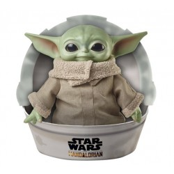 Star Wars The Mandalorian Baby Yoda Plush