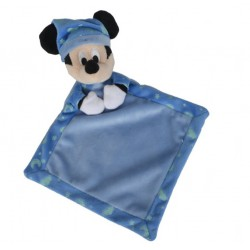 Disney Mickey Mouse Head Comforter (Glow In The Dark)