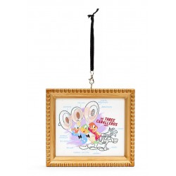 Disney The Three Caballeros Ink & Paint Hanging Ornament