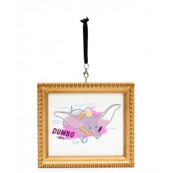 Disney Dumbo Ink & Paint Hanging Ornament