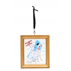 Disney 101 Dalmatians Ink & Paint Hanging Ornament
