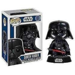 Funko Pop 01 Star Wars Darth Vader